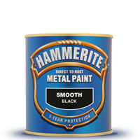 Direct to Rust Metal Paint - Smooth Finish